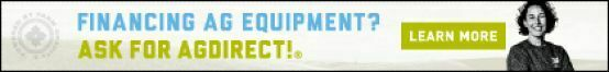 Financing Ag Equipment? Ask for Ag Direct! Learn More.